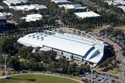 Aquatic Centre - Aerial - Photography by Ethan Rohloff