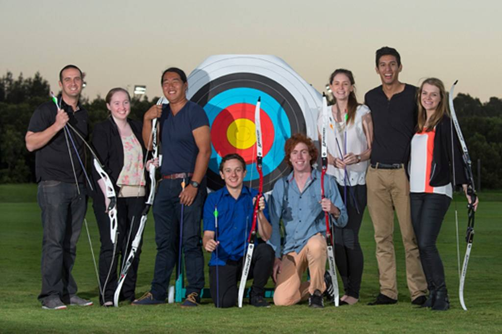 Sydney Olympic Park Archery Centre - Parties - Photography by Rick Stevens